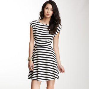 BB Dakota & Jack Zamora Stripe Print Dress size 6